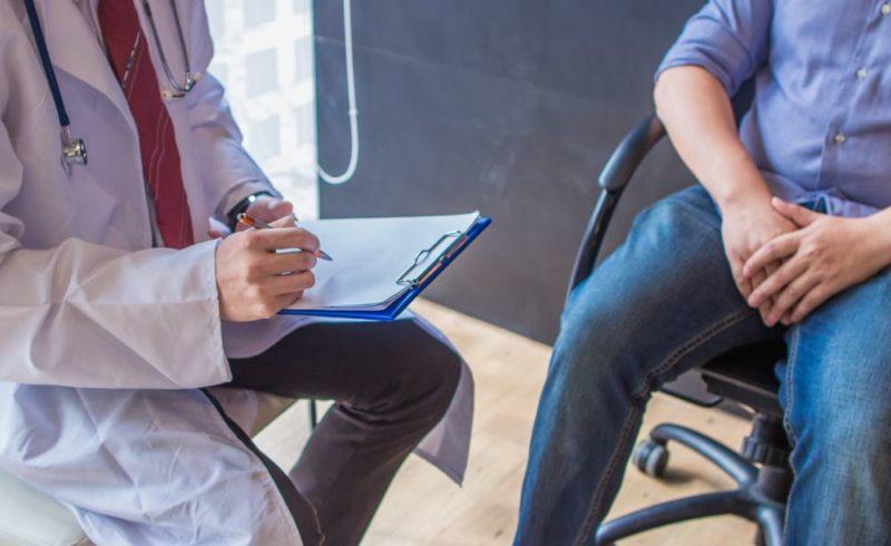 prostate cancer ou hypertrophie