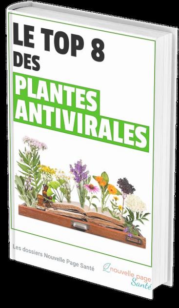 Le Top 8 des plantes antivirales