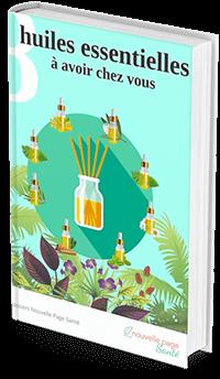 8 huiles essentielles à avoir chez vous