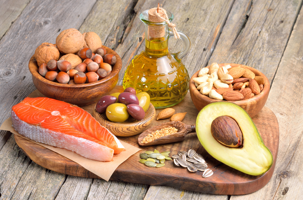 Proposition d'aliments comportant du bon gras